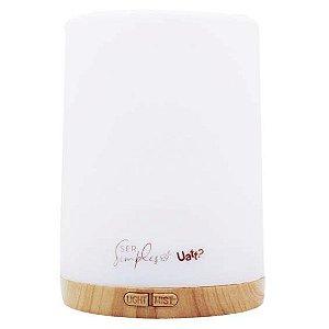 Umidificador e Aromatizador de Ambientes com LED