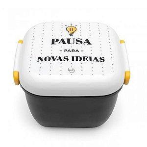 Marmita Planos: Paula para Novas Ideias