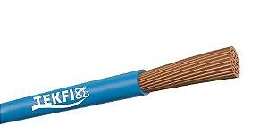 Cabo Flex 750V 2,50mm Azul (Rolo 100m)