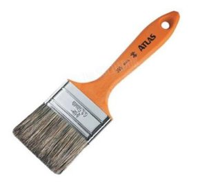 "PINCEL CERDA NATURAL GRIS C 1"" MOD 395/3"