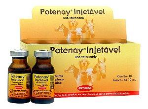 Potenay Injetavel 10ml - Caixa  c/ 10 Frascos