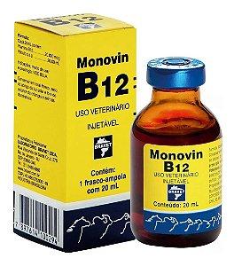 Monovin B12 Bravet - 20 ml