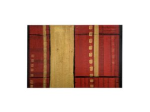 Quadro Abstrato I 1,00m X 1,50m - Acrílico Sobre Tela