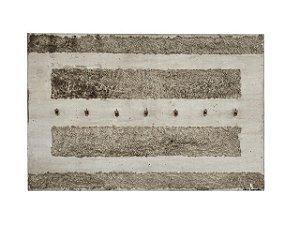 Quadro Abstrato Texturizado 0,80m X 1,20m - Tela em Alto Relevo H