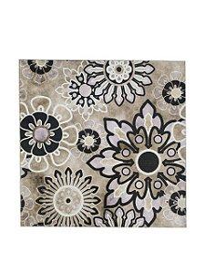 Quadro Flores 0,60m X 0,60m - Tela Impressa