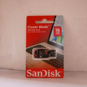 USB FLASH DRIVE - SAN DISK - 16GB