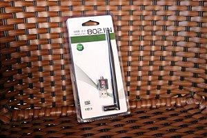 ADAP .WIFI USB COM / ANTENA