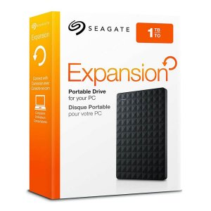 HD EXTERNO SEAGATE EXPANSION PORTATIL 1TB