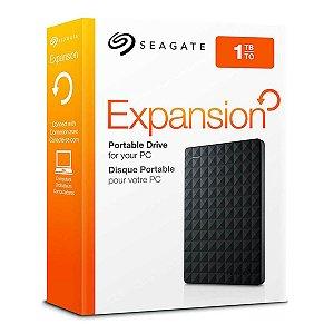 HD EXTERNO SEAGATE EXPANSION PORTATIL 1TB