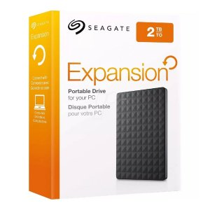 HD EXTERNO SEAGATE EXPANSION PORTATIL 2TB