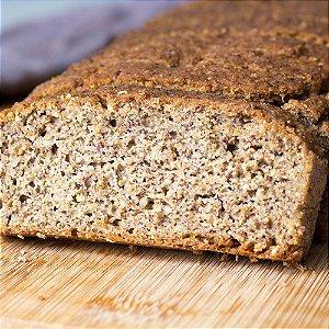 Pão de Oleaginosas Low Carb