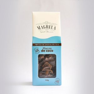Pepita de Chocolate 70% e Coco Low Carb