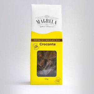 Pepita de Chocolate 70% Crocante Low Carb