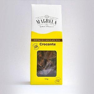 Pepita de Chocolate 70% Crocante Low Carb