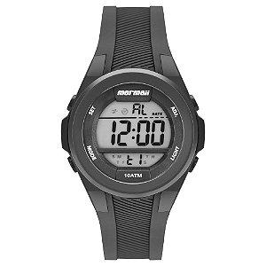 Relógio Mormaii Unissex Wave Preto MO3800/8P