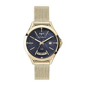 Relógio Technos Feminino Trend Dourado 2350af/4a