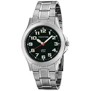 Relógio Technos Masculino Classic Steel 2035je/1p