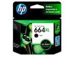 HP F6V31AB 664XL CARTUCHO DE TINTA PRETO(8,5 ml)