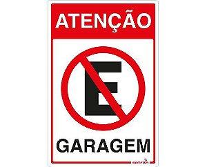 ATENÇÃO GARAGEM 6714