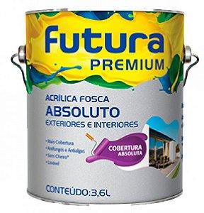Tinta Acrílica Fosca Absoluto Premium