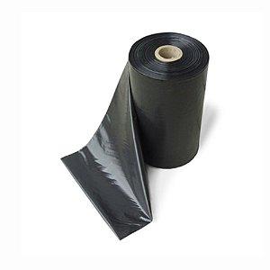 Lona Plástica Preta 6x100 45KG Ref 110