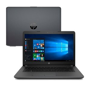 Notebook HP Intel Core i5 4GB 500GB HD 14 Win 10 246 G6