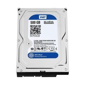 HD Para PC 500GB Western Digital SATA 3,5