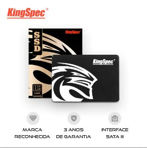 SSD KingSpec 480GB Sata 2,5