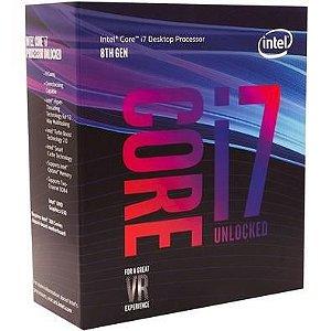 Processador Intel Core i7 8700 3.2Ghz 8ª Geração