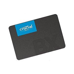 SSD 960GB 2,5 Crucial BX500