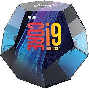 Processador Intel Core i9 9900K 3,6Ghz LGA 1151 Sem Cooler