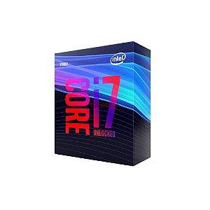 Processador Intel Core i7 9700K 3.6Ghz LGA 1151 Sem Cooler
