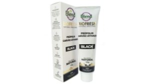 Gel Dental Natural Biofresh Carvão Ativado Blend Brasil 120g