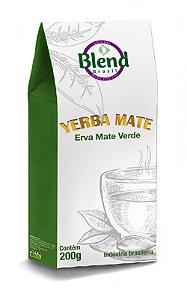 Chá Mate Verde Orgânico Yerba Mate 200g