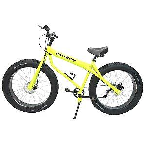 Bicicleta Fat Bike Aro 26 Bikelete