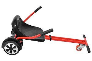 Carrinho Para Skate Elétrico Hoverboard Hoverkart com Regulagem