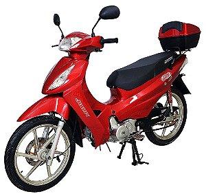 Moto Jonny Hype 125cc Zero Km - Vermelha