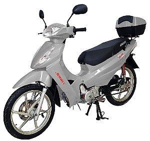 Moto Jonny Hype 125cc Zero Km - Prata