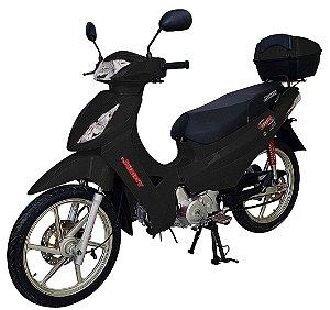 Moto Jonny Hype 125cc Zero Km - Preta
