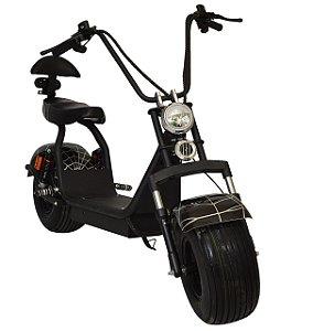 Scooter Chopper Elétrica 1000w com Amortecedor