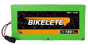 Bateria 60v/12ah Para Scooter Elétrica Chopper Extra - Bikelete