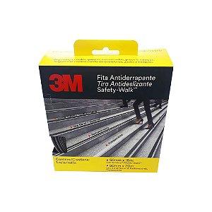 Fita Antiderrapante Neon Safety Walk 50mm x 20m 3M