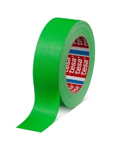 Fita Tecido Gaffer Tape Tesa 48mm X 25m Verde Fluorescente