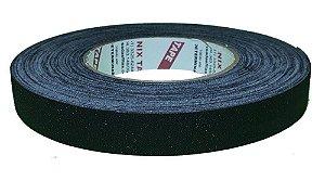 Fita Tecido Gaffer Tape 24mm X 50m Preta Fosca