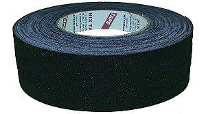 Fita Tecido Gaffer Tape 48mm X 50m Preta Fosca
