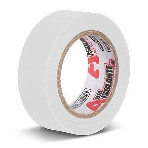 Fita Isolante Branca Tapefix 19mm x 10m Adere