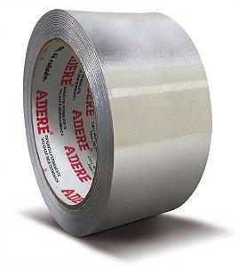 Fita Adesiva de Alumínio Flexível 50mm X 30m Adere 233