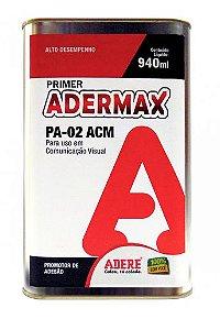 Primer PA-02 Acm 940ml Promotor de Aderência Adere