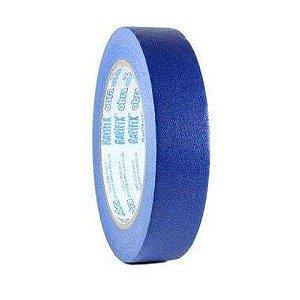 Fita Crepe Azul Especial Obra 18mm X 50m