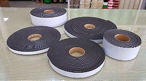 Fita Adesiva de Espuma de PVC Expandido Célula Fechada para Vedação